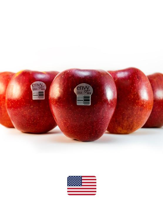 ผลไม้สด-แอปเปิลเอนวี่-อเมริกา