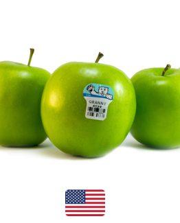 ผลไม้สด-แอปเปิลเขียวอเมริกา