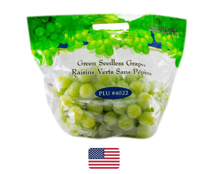 ผลไม้-องุ่นเขียว