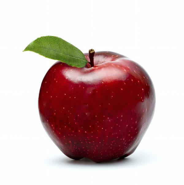 ผลไม้สด-แอปเปิ้ล-red