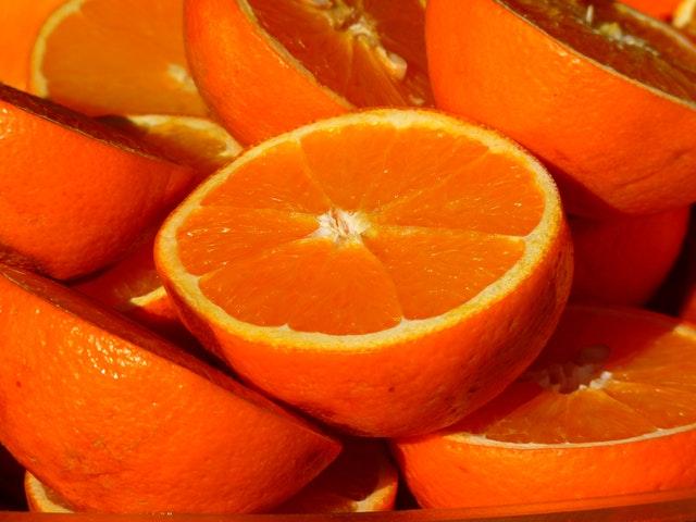 ผลไม้ลดความอ้วน orange