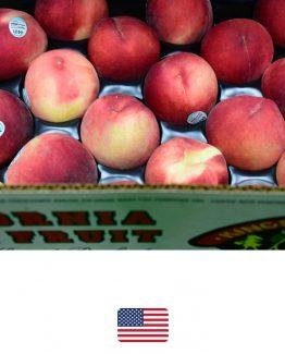ผลไม้ต่างประเทศ-พีชขาว