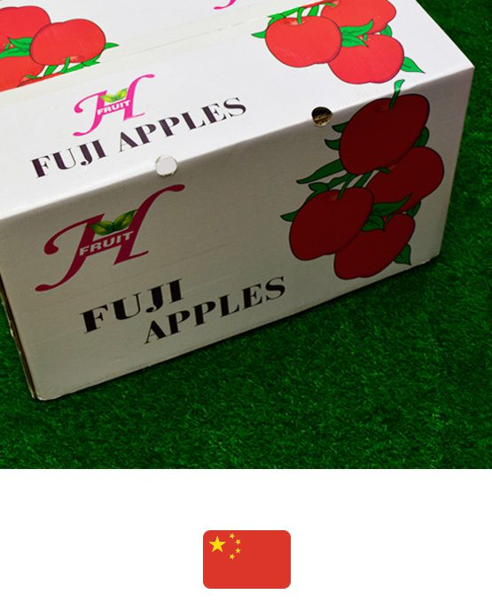 ผลไม้-แอปเปิลฟูจิจีน