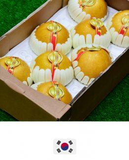 ผลไม้-สาลี่หิมะ-เกาหลี