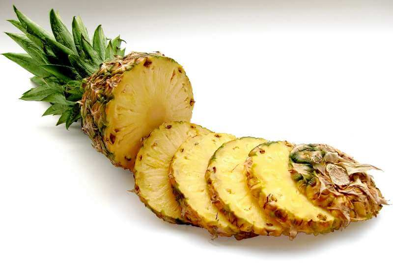 สับปะรด - ผลไม้หน้าใส